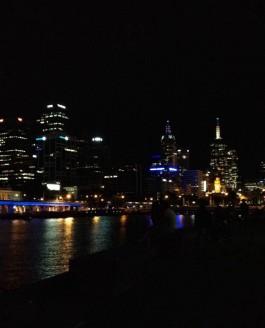 Melbourne e saluti all'Australia